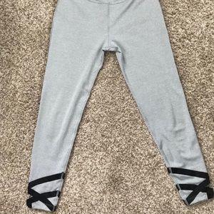 Beyond Yoga Gray leggings